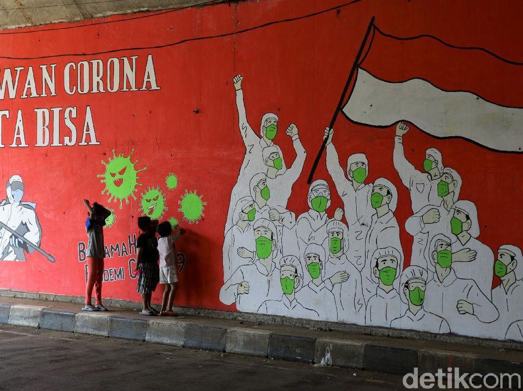 Sebaran 4.048 Pasien Corona Sembuh Hari Ini, Terbanyak di DKI-Jabar-Jatim
