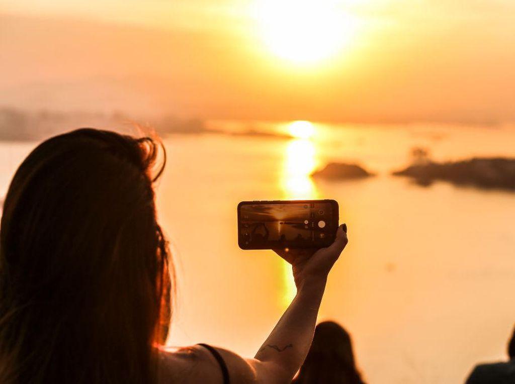 Menikmati Sunset dari Tempat Terbaik di Niteroi Brasil