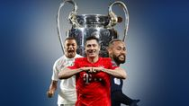 Data dan Fakta PSG Vs Bayern Munich di Final Liga Champions