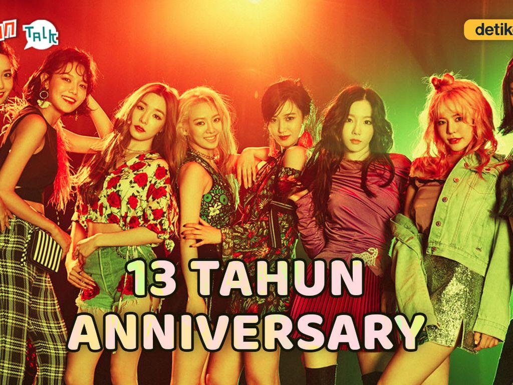 K-Talk Ep 44: Harapan SONE di 13 Tahun Debut SNSD
