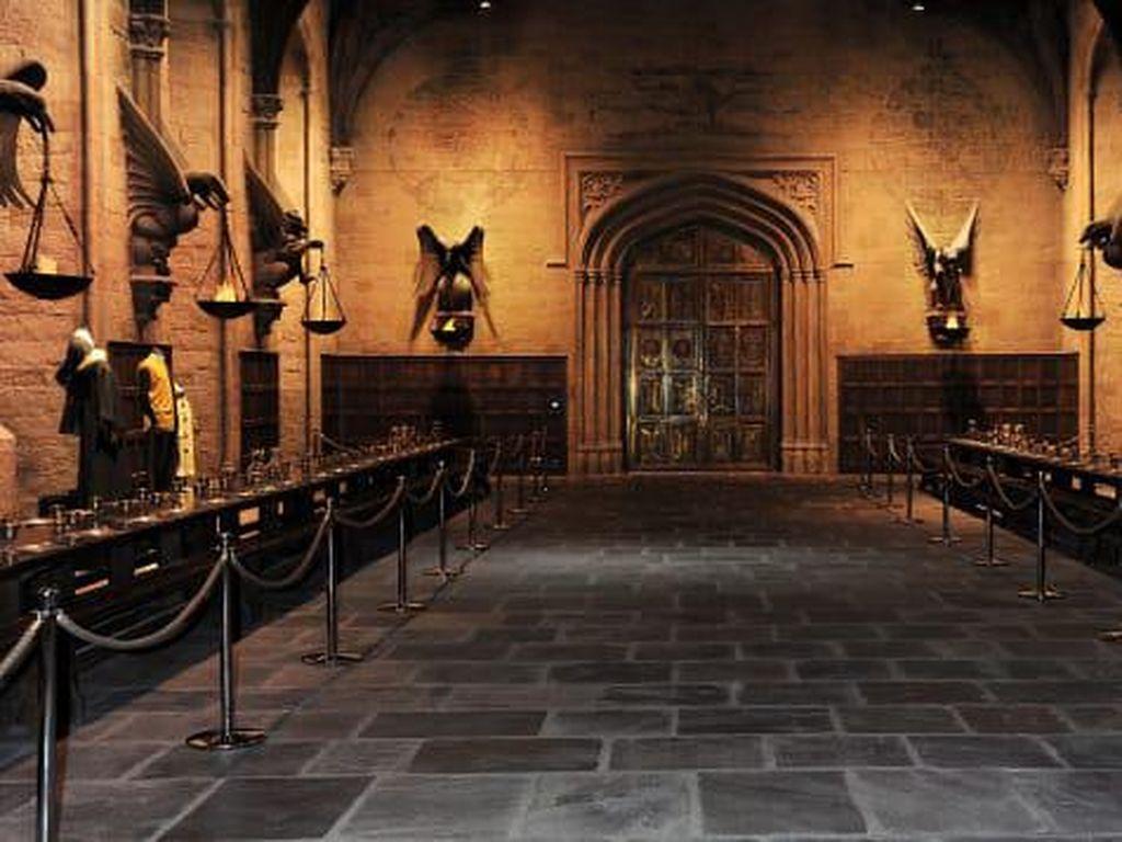 Foto: Jelajahi Tempat-Tempat Menarik di Film Harry Potter