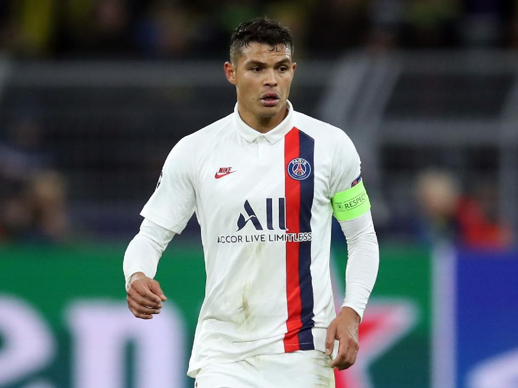 Pengalaman Thiago Silva Dibutuhkan Pasukan Muda Chelsea