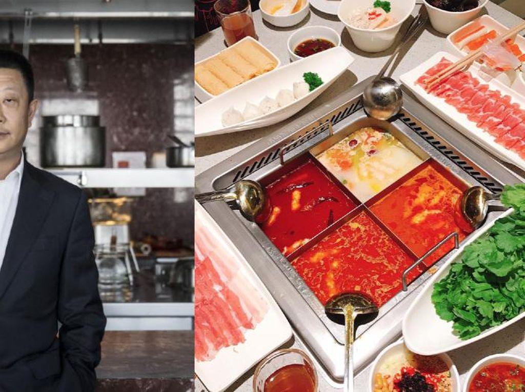 Bos Resto Hot Pot Jadi Orang Terkaya di Singapura, Hartanya Rp 279 Triliun!