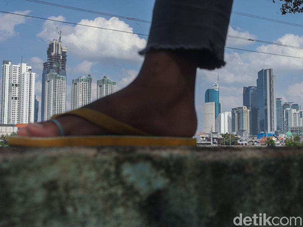 Resesi Makin Dekat! Sri Mulyani Ramal Ekonomi RI Kuartal III Negatif