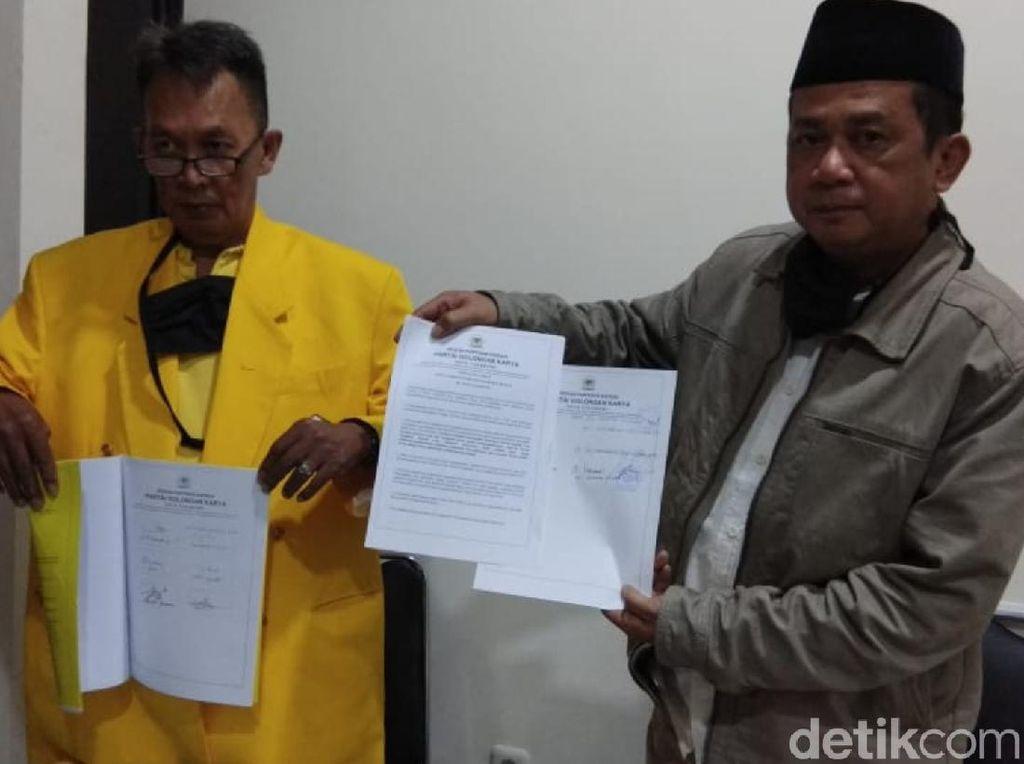 Jelang Musda, DPD Golkar Kota Sukabumi Bergejolak