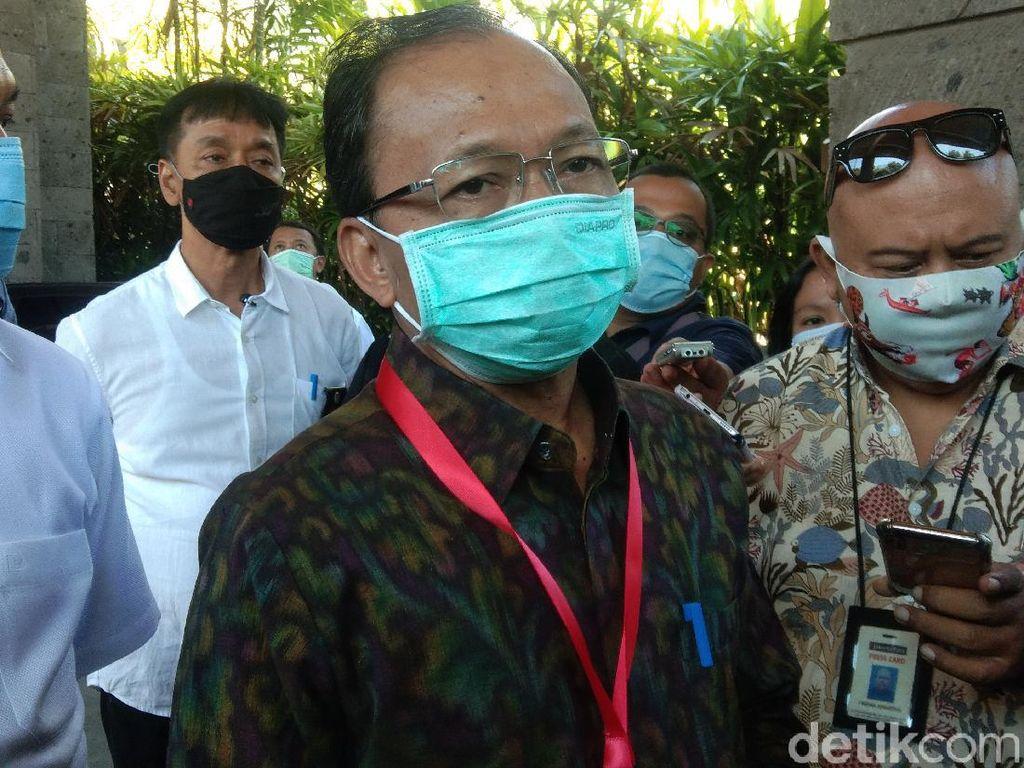 Baliho Cegah COVID-19 di Bali Dicoret-Dirusak, Koster Serahkan ke Polisi