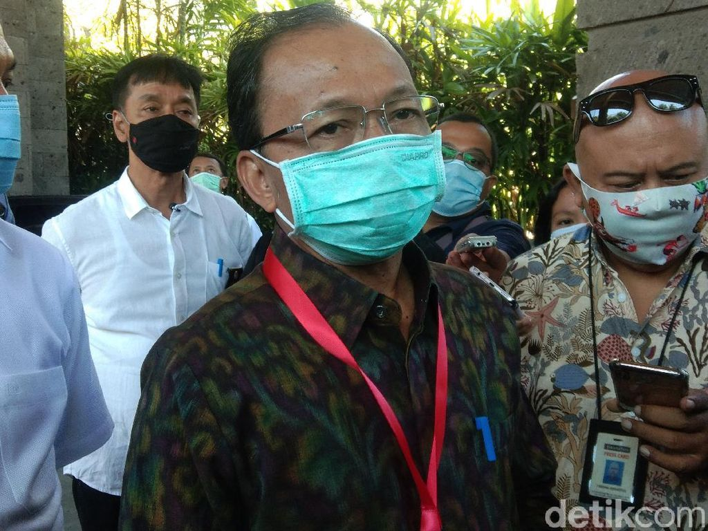 Koster Perpanjang PPKM Mikro di Bali, Longgarkan Jam Operasional Mal-Restoran