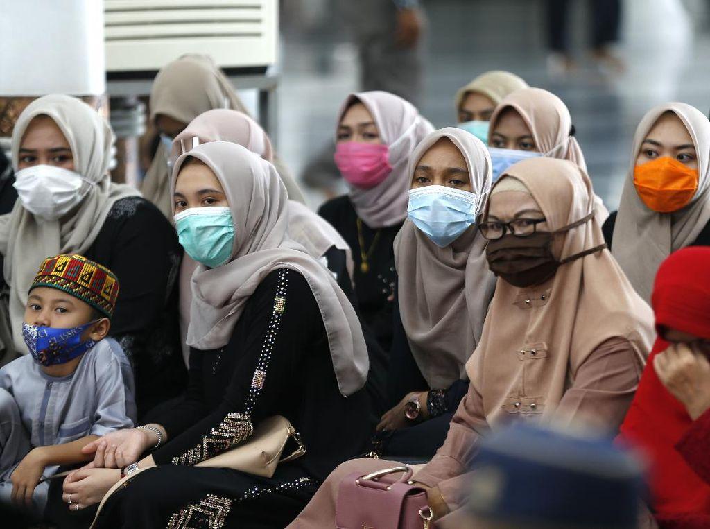 Siap-siap! Tak Pakai Masker di Banda Aceh Bakal Kena Denda Hingga Sanksi Adat
