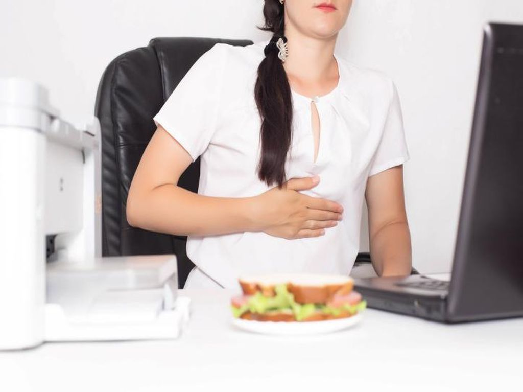 Yuk, Kenali Istilah Diet Lambung untuk Cegah Sakit Maag