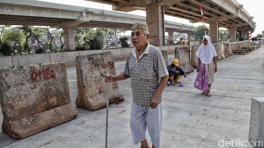 Melihat Penerapan PSBB Transisi di Kalimalang