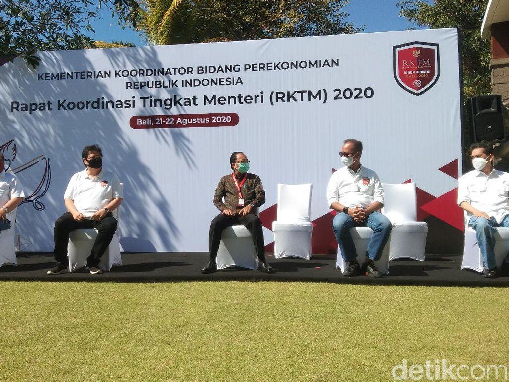 Viral Foto Para Menteri Tak Pakai Masker, IDI Ingatkan Peran Public Figure
