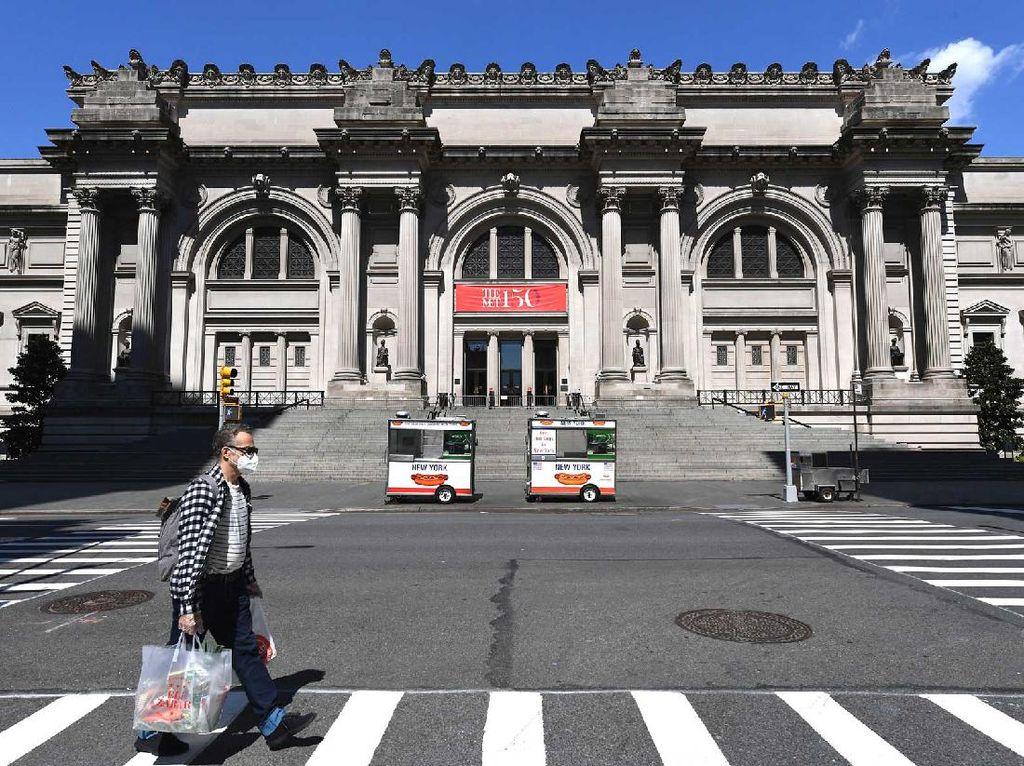 Museum, Aquarium dan Kawasan Indoor New York Siap Dibuka Lagi
