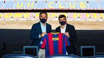 Video Gocekan Pedri, Winger Baru Barcelona
