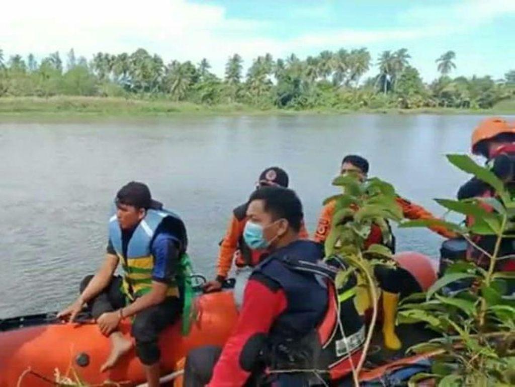 Penyelam Hilang Saat Hendak Buang Air, Diduga Jatuh ke Sungai Mateng