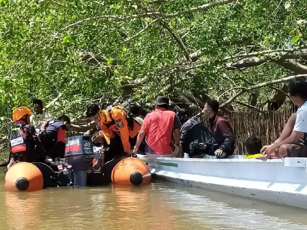 Penyelam yang Hilang di Sungai Mateng Ditemukan Terluka Parah Diterkam Buaya