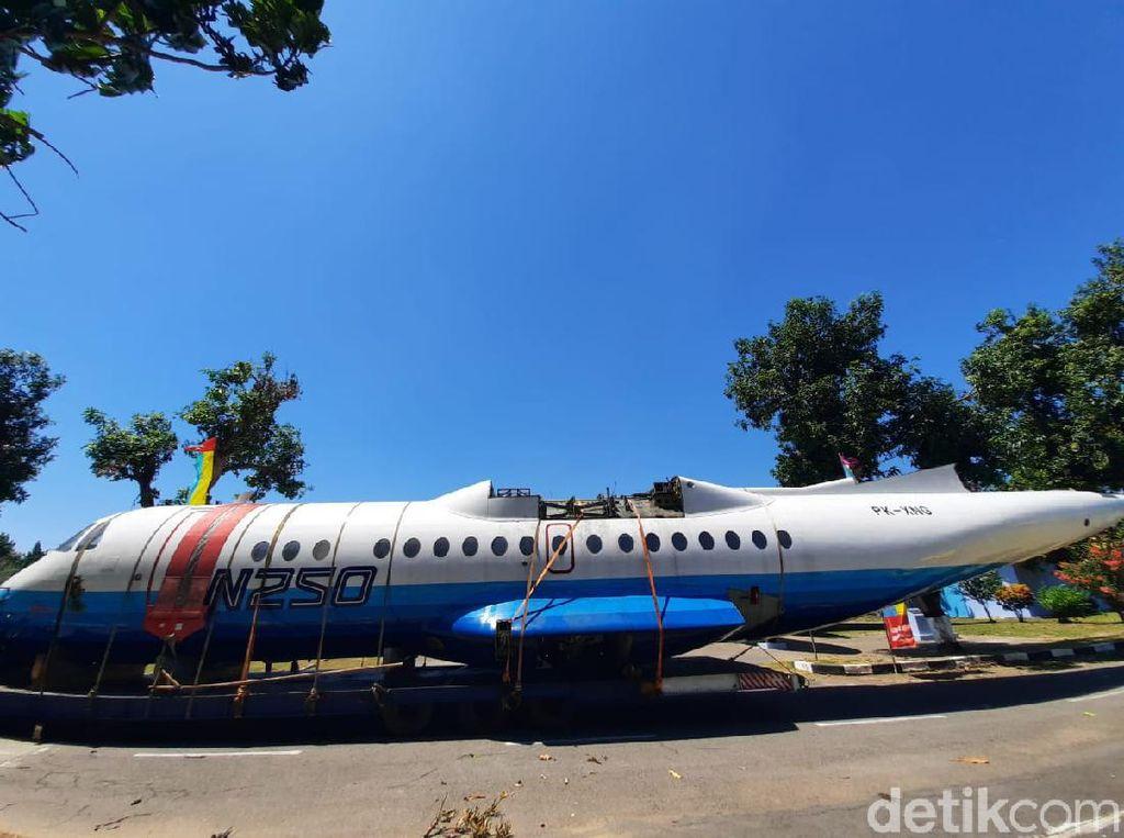 TNI AU Target Perakitan Pesawat N250 Karya Habibie Selesai Seminggu