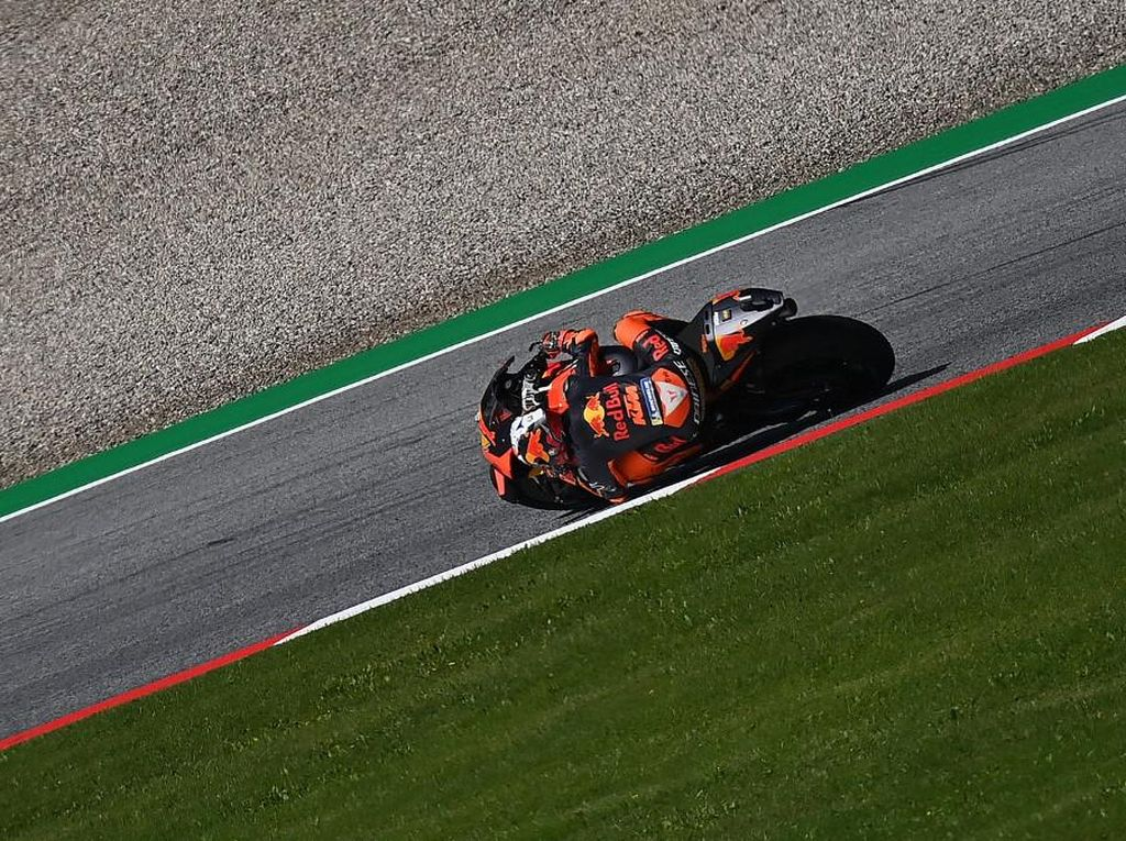 Pol Espargaro Start Pertama di MotoGP Eropa, Rossi Ke-18