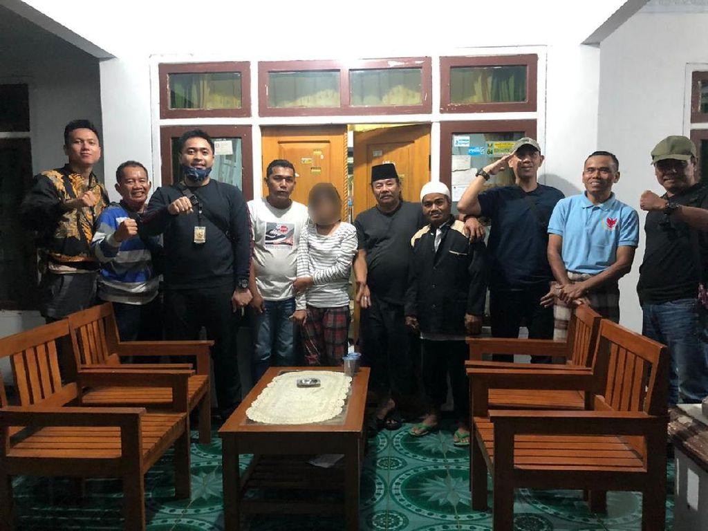 Remaja 14 Tahun Asal Cengkareng yang Dibawa Kabur Ditemukan di Sukabumi