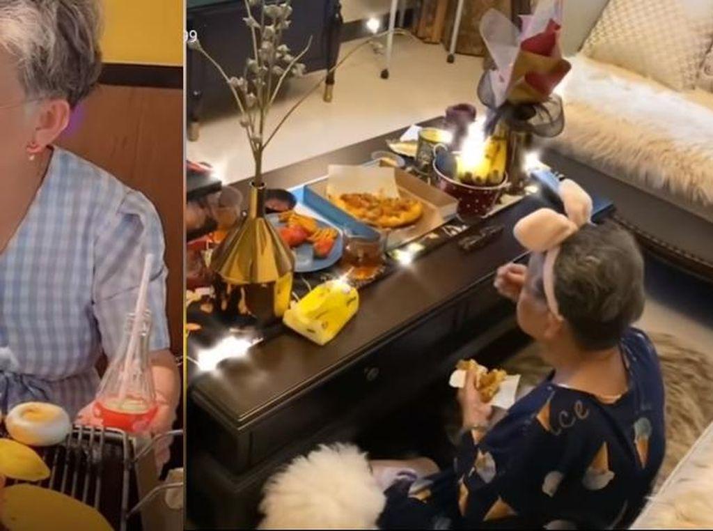 Minum Boba dan Makan Pizza Jadi Rahasia Panjang Umur Nenek 83 Tahun Ini
