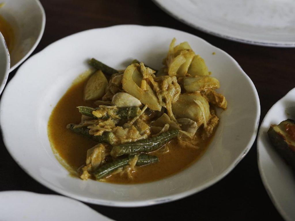 Resep Sayur Nangka Padang yang Gurih Mantap
