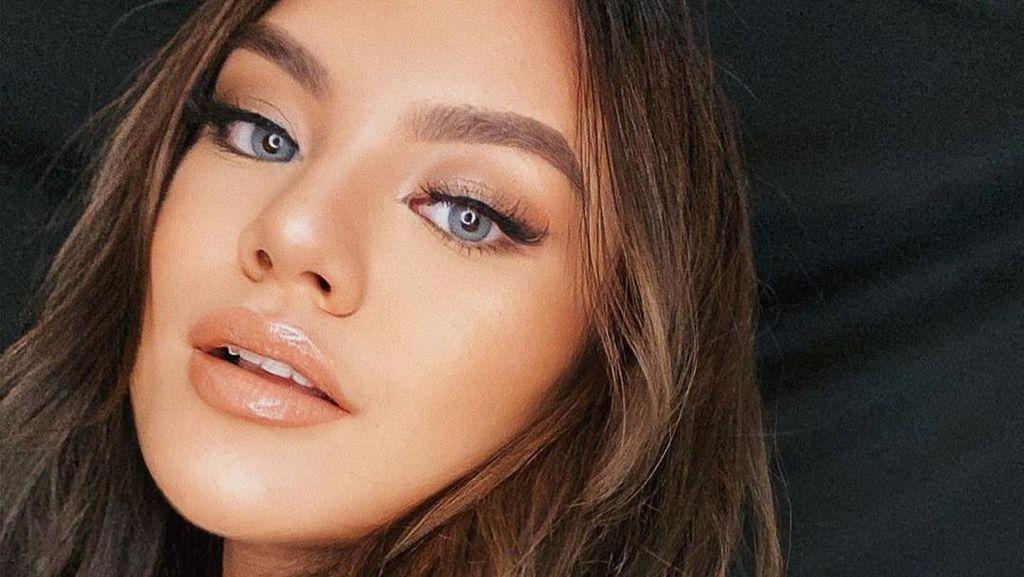 Foto: Makeup Cetar Shafa Harris yang Makin Mirip Kylie Jenner