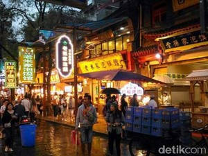 Shopping Street Muslim Xian, Wisata Halal dari China