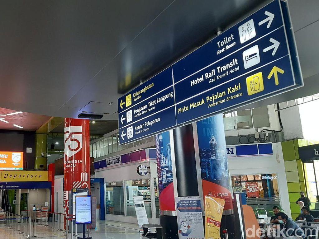 Siang Ini, 2.984 Orang Tinggalkan Jakarta Via Stasiun Gambir dan Pasar Senen