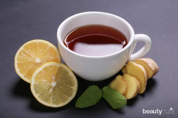 Teh Jahe Lemon