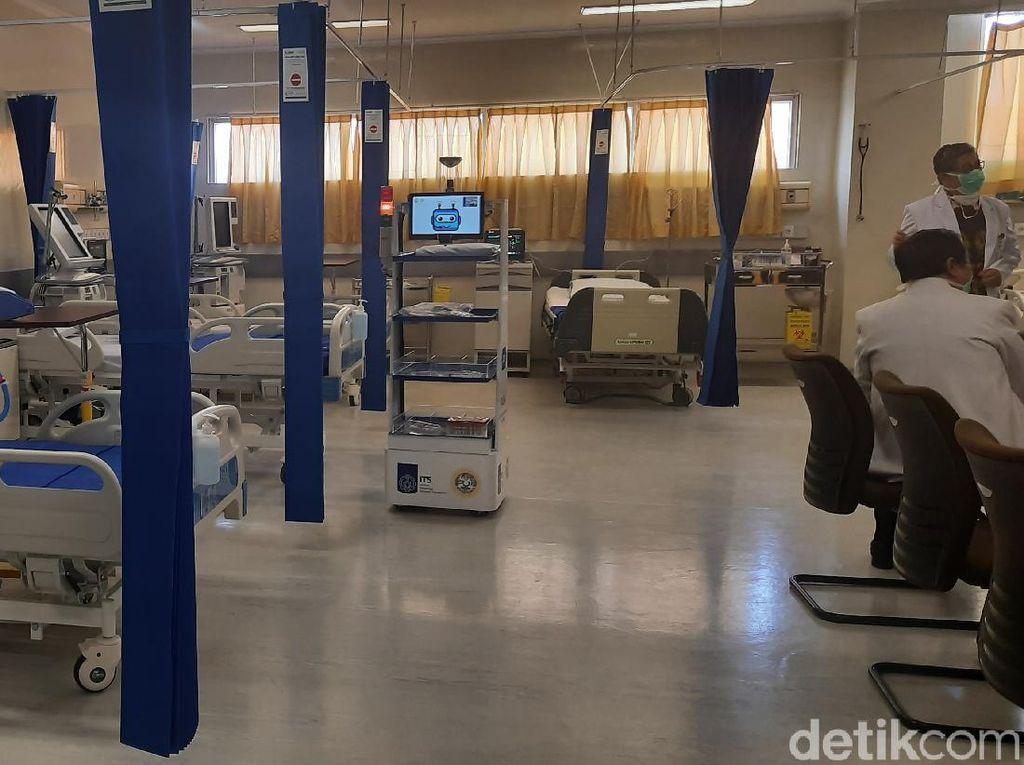 Surabaya Kembali Zona Merah, RS di Surabaya Mulai Dipenuhi Pasien COVID-19