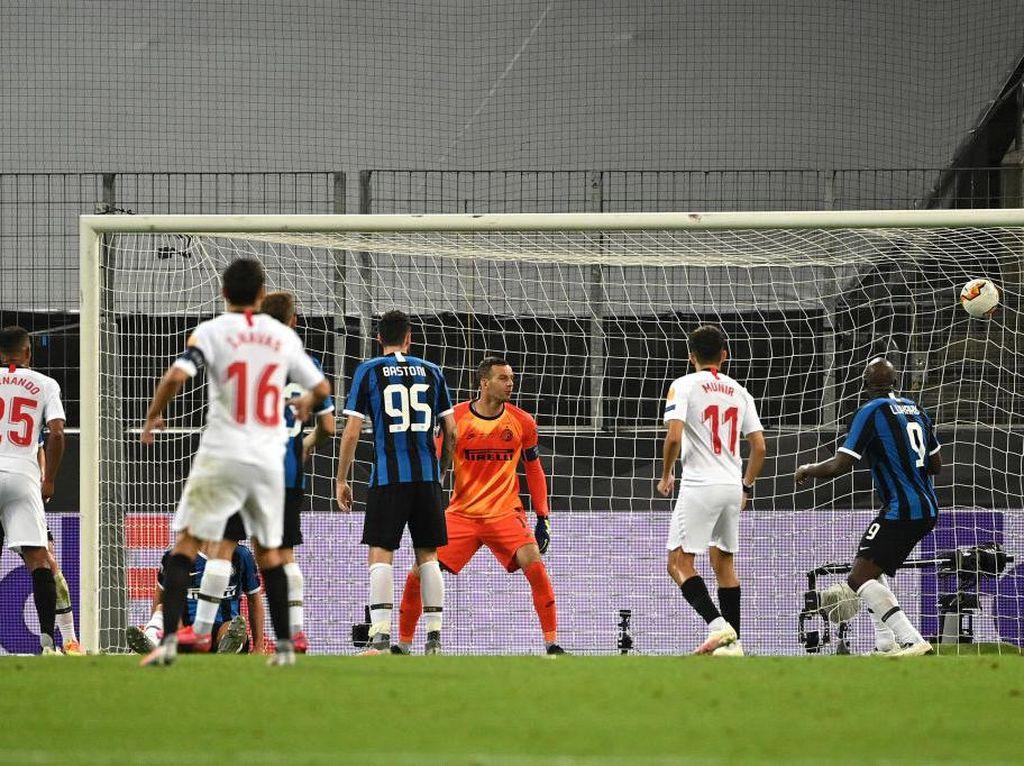 Final Liga Europa: Sevilla Juara Usai Kalahkan Inter Milan 3-2