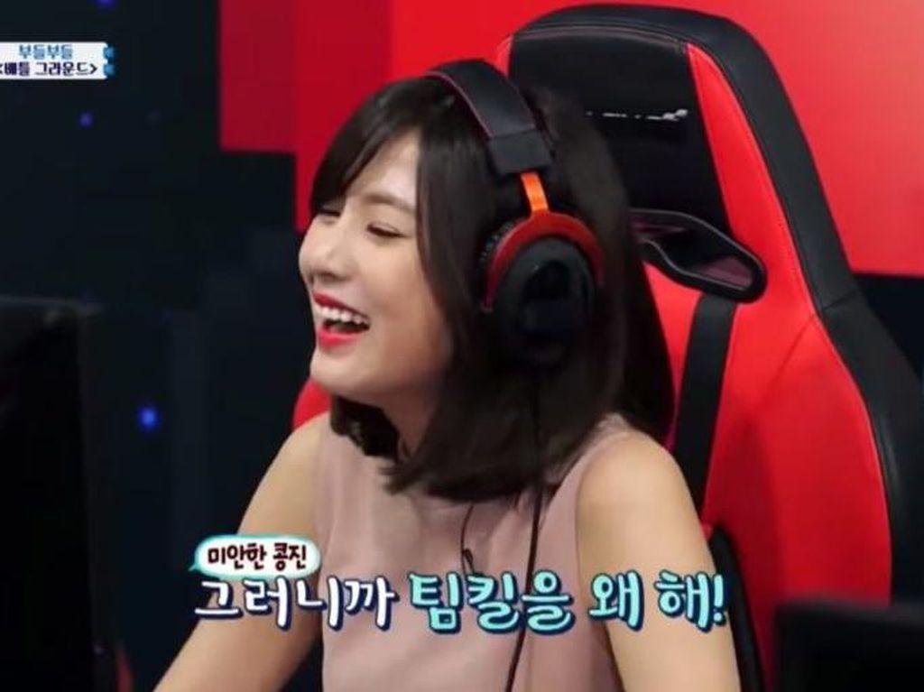 Si Cantik Idol K-Pop yang Gemar Main Game, Ada Hayoung Apink