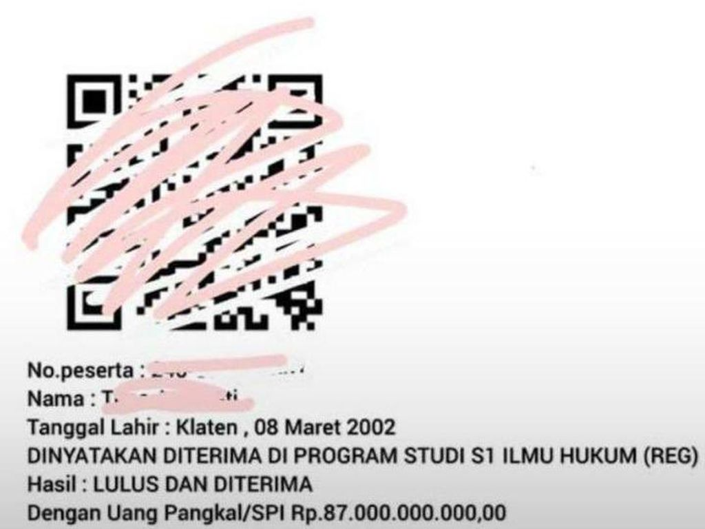 Bantah Viral Uang Pangkal Rp 87 M, Undip Pertimbangkan Langkah Hukum