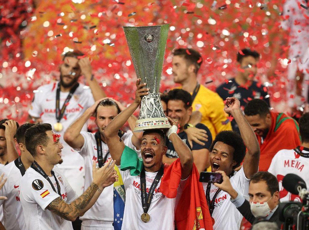 Foto: Drama Sevilla Vs Inter Milan di Final Liga Europa