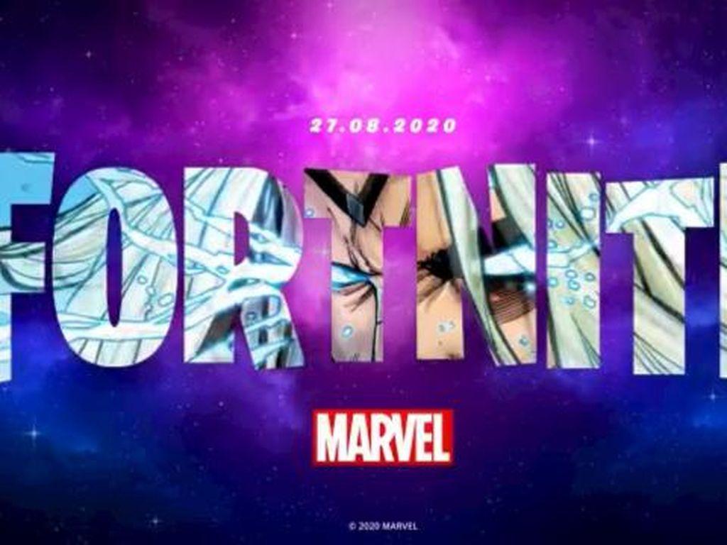 Bocoran Fortnite Season Baru: Marvel