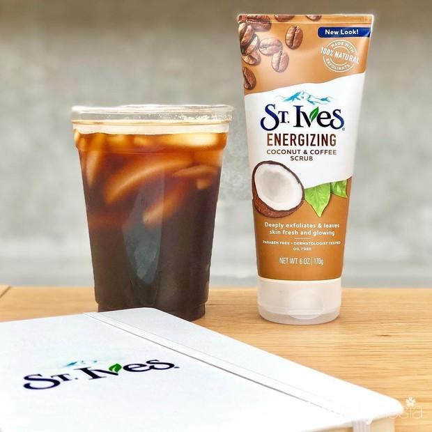 Skincare berbahan kopi