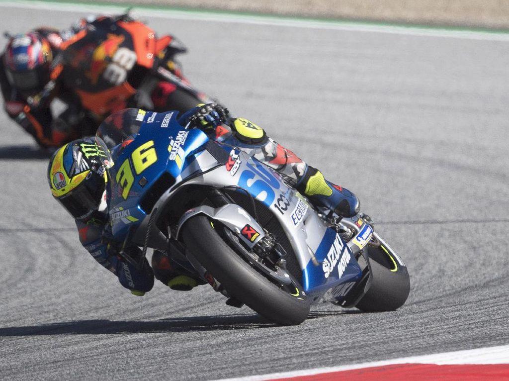 Rossi dan Quartararo Sudah Jadi Korban, Siapa Lagi Dipecundangi Joan Mir Akhir Pekan Ini?