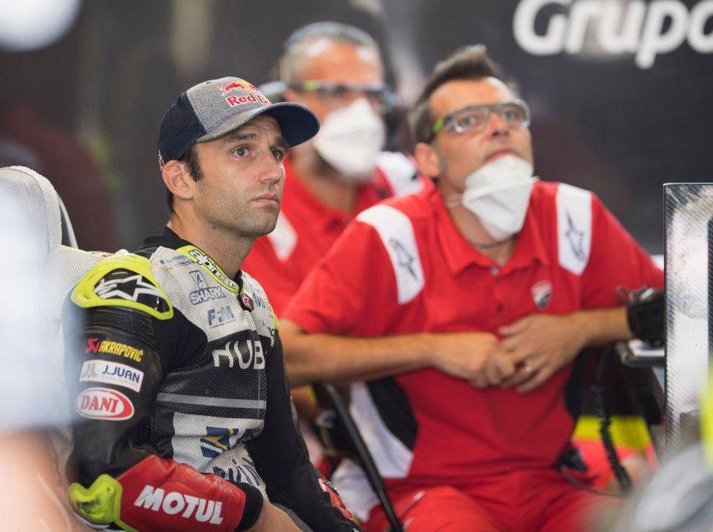 MotoGP Styria: Zarco Ikhlas Dihukum Start dari Pit Lane