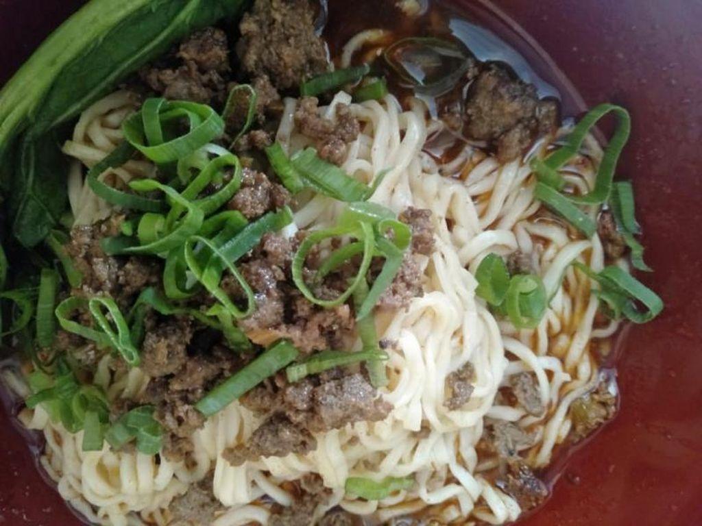 Rekomendasi Kuliner Lezat di Yogyakarta: Mie Sapi Banteng