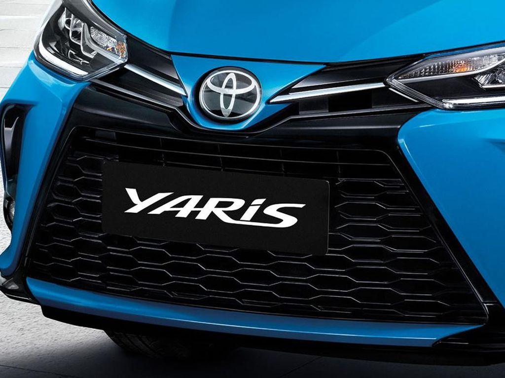 Toyota Permak Yaris, Kini Punya Fitur Canggih