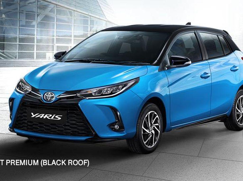 Toyota Yaris Terbaru Meluncur di Indonesia Pekan Depan, Inikah Tampilannya?