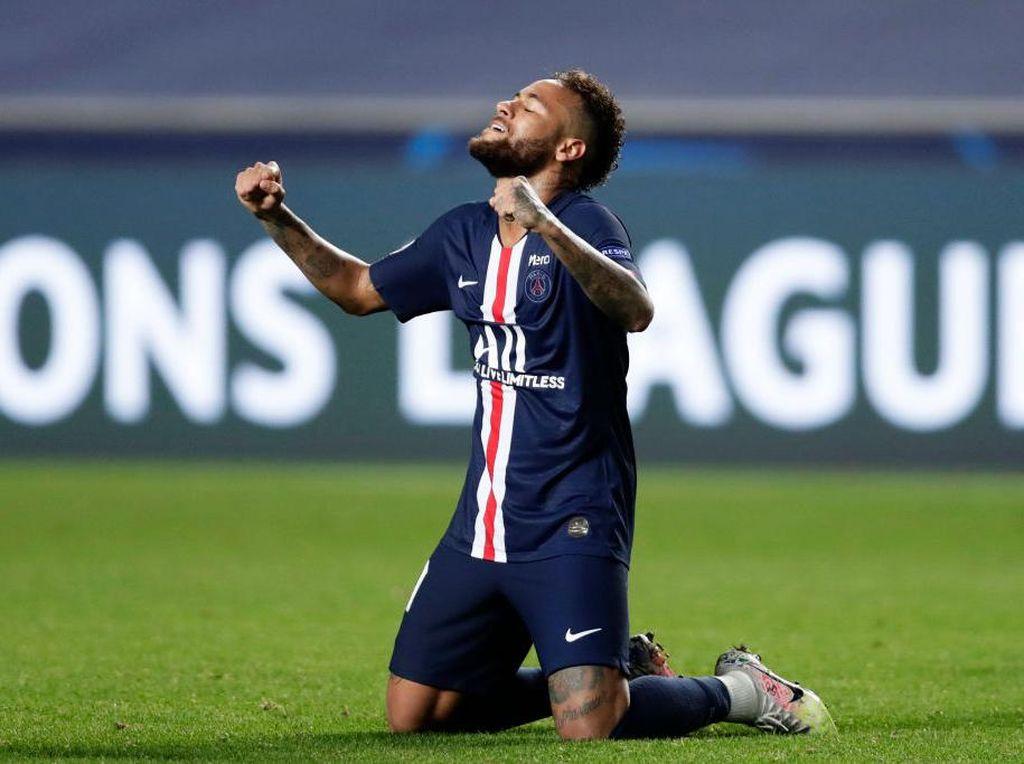 Neymar Lolos Sanksi Larangan Tampil di 10 Pertandingan