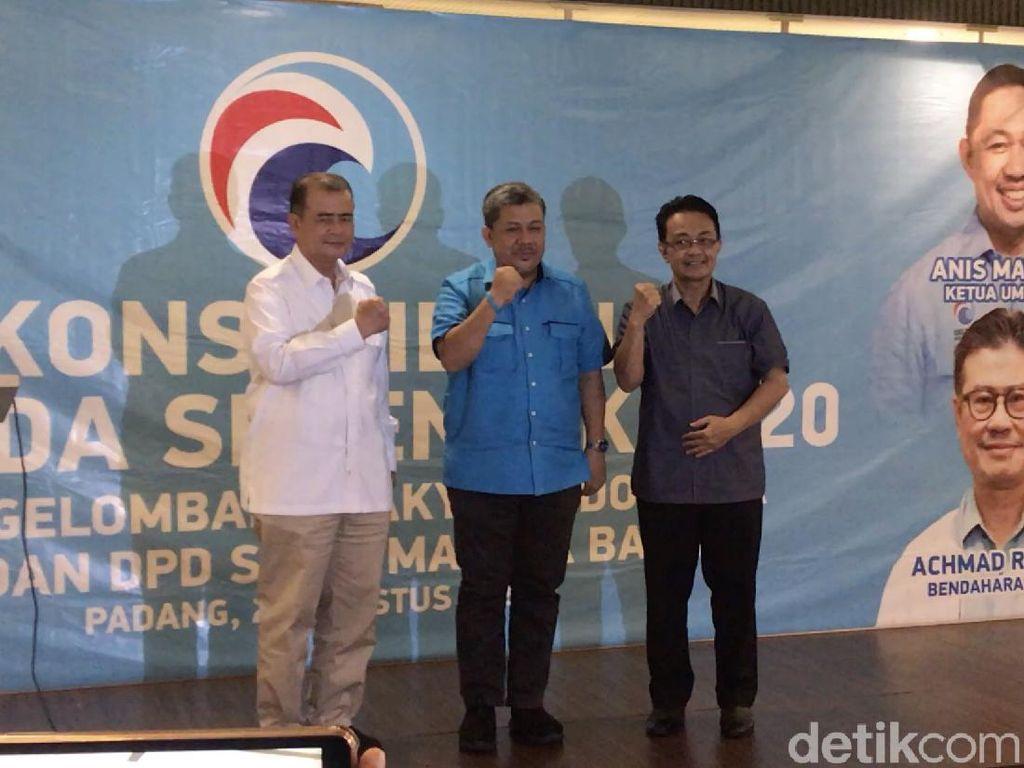 Bukan Calon PKS, Gelora Usung Cagub Gerindra di Pilgub Sumbar