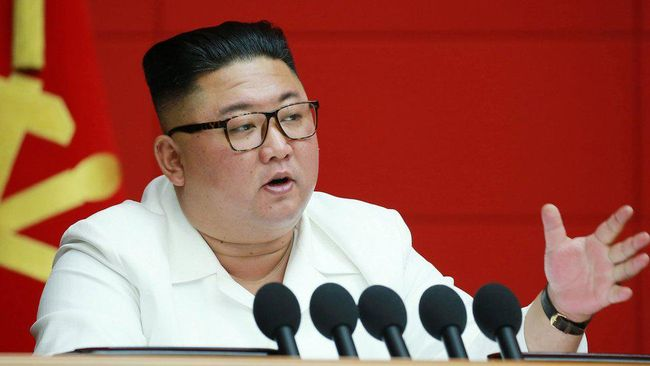 Maaf Kim Jong-Un Tak Terelak Gegara Pejabat Korsel Mati Ditembak