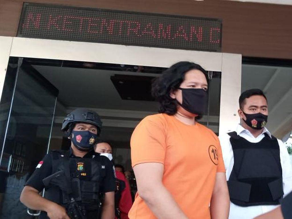 Tersangka Kasus Narkoba, Anton J-Rocks Terancam 12 Tahun Penjara