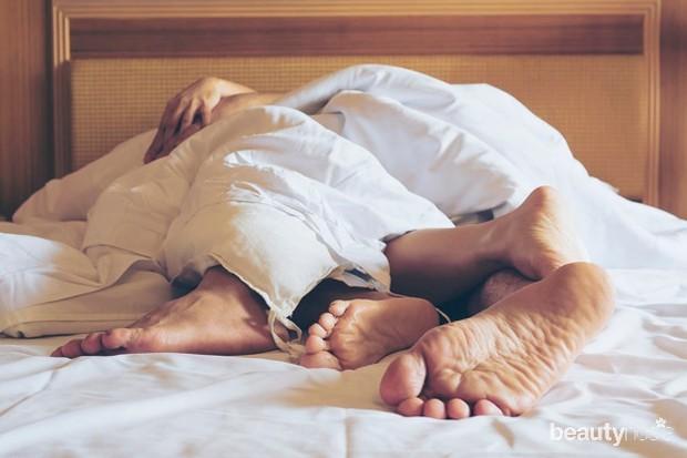 Saat kamu mengalami orgasme, itu dapat menyebabkan kontraksi pada otot-otot yang nantinya akan memperkuatnya.