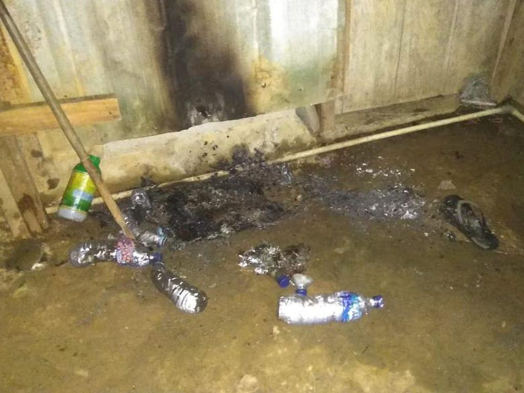 Rumah Karyawan Perkebunan di Lutim Sulsel Dilempari Bom Molotov