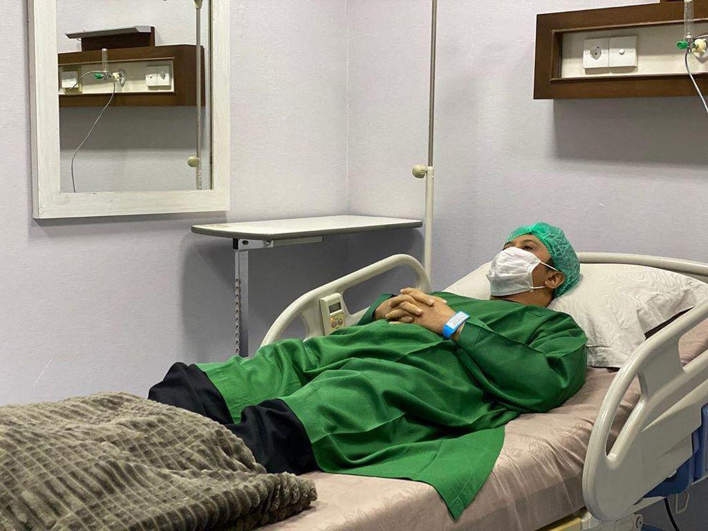 Terinfeksi COVID-19, Yusuf Mansur Susah Baca Al Quran karena Napasnya Pendek