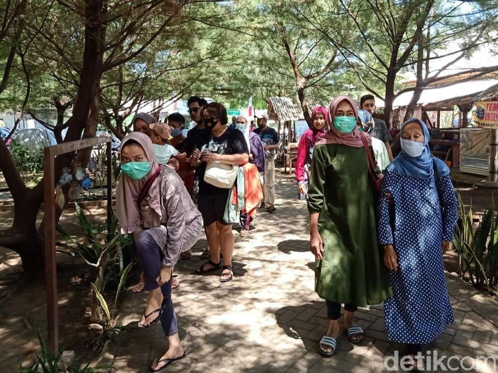 Long Weekend, Tempat Wisata di Banyuwangi Mulai Ramai Wisatawan