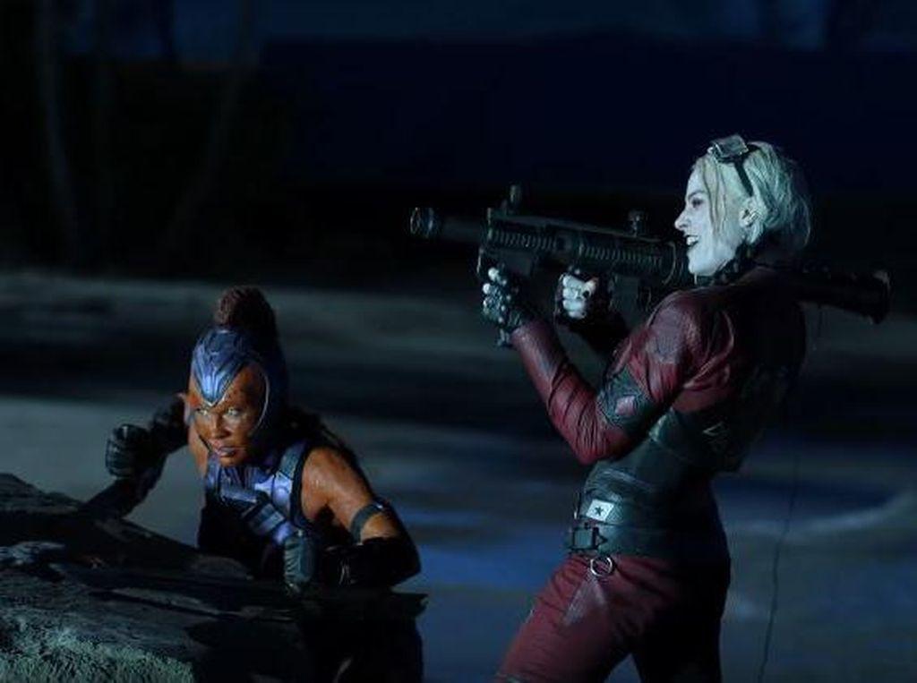 DC FanDome Bocorkan Penampilan Para Villain di Film The Suicide Squad