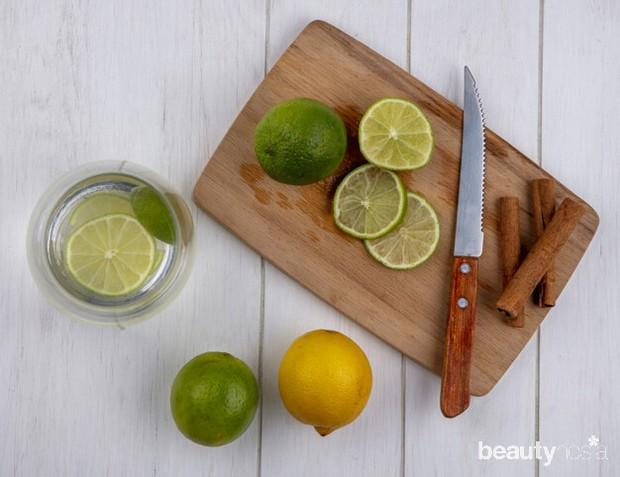 Vitamin C pada jeruk npis juga mampu memberikan dukungan pada sistem kekebalan tubuhmu.